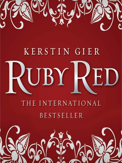 Cover of Ruby Red
