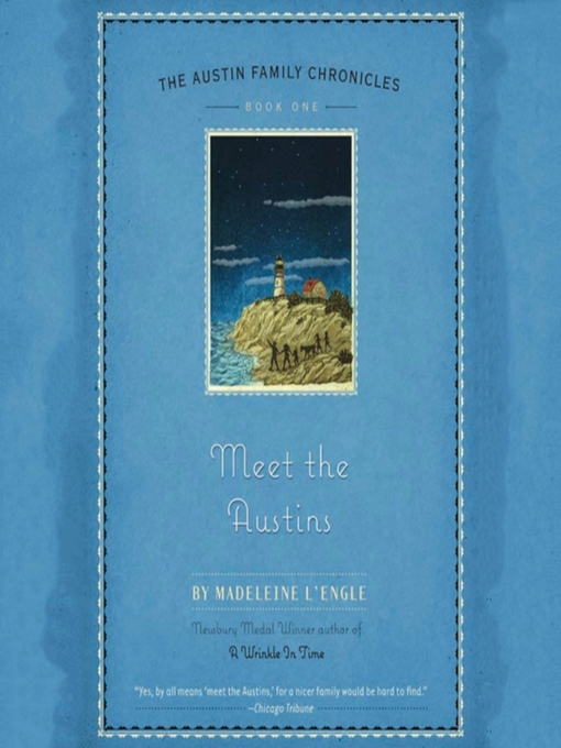 Title details for Meet the Austins by Madeleine L'engle - Available