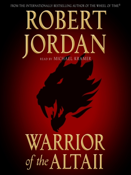 Title details for Warrior of the Altaii by Robert Jordan - Wait list