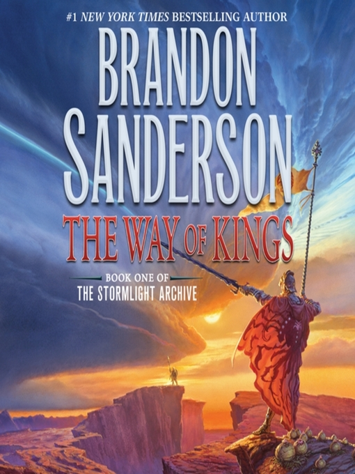 Title details for The Way of Kings by Brandon Sanderson - Available