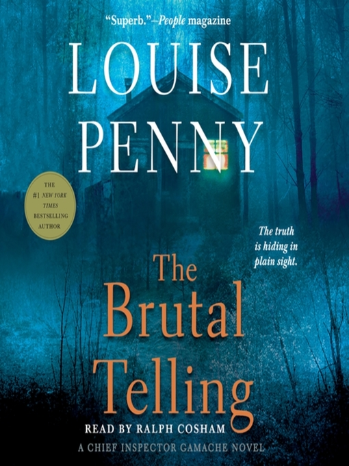 Title details for The Brutal Telling by Louise Penny - Wait list