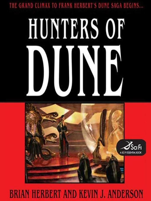 Title details for Hunters of Dune by Brian Herbert - Wait list