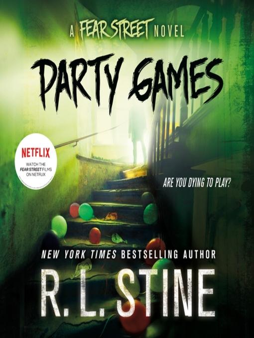 Title details for Party Games by R. L. Stine - Wait list