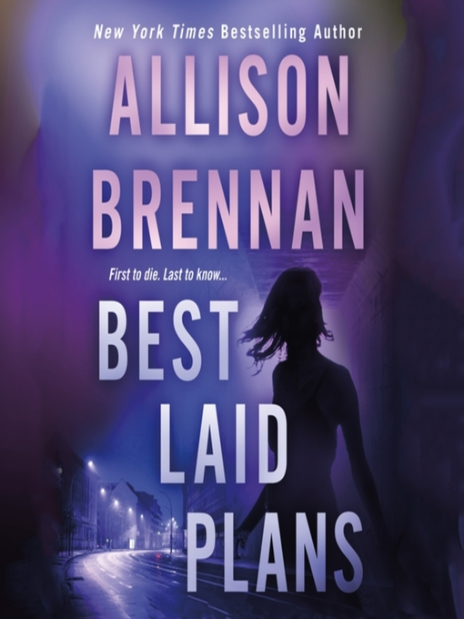 Title details for Best Laid Plans by Allison Brennan - Wait list