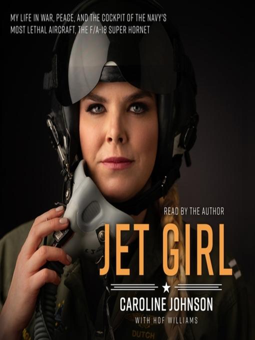 Title details for Jet Girl by Caroline Johnson - Wait list