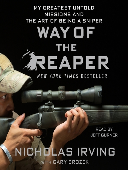 Title details for Way of the Reaper by Nicholas Irving - Wait list