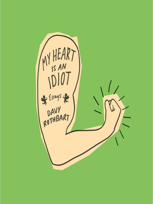 Cover of My Heart Is an Idiot