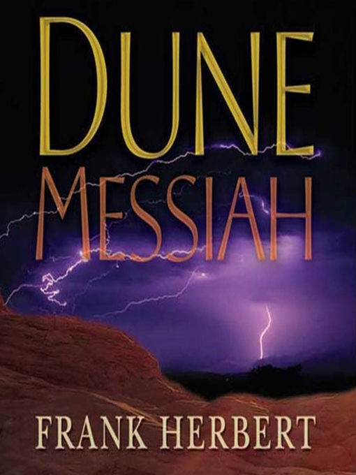 Title details for Dune Messiah by Frank Herbert - Wait list