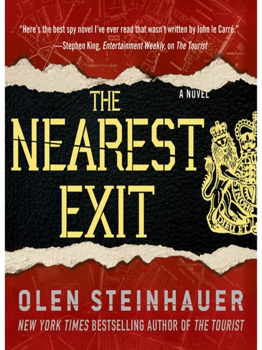 Title details for The Nearest Exit by Olen Steinhauer - Available