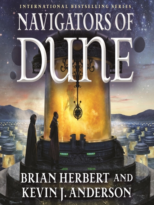Title details for Navigators of Dune by Brian Herbert - Wait list