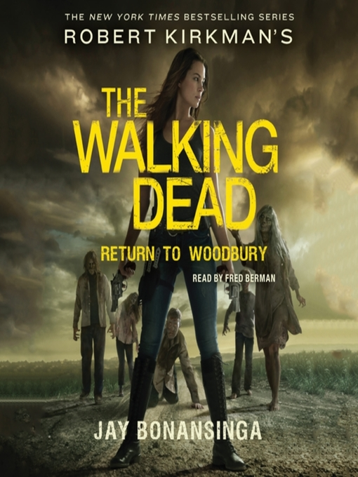 Title details for Return to Woodbury by Jay Bonansinga - Wait list