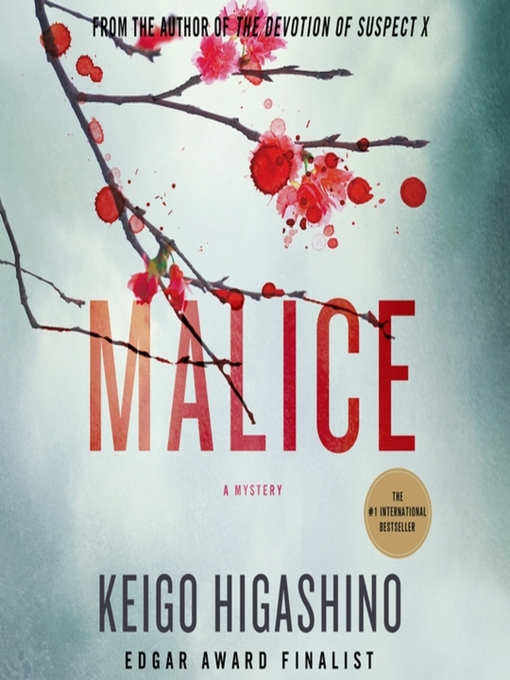 Title details for Malice by Keigo Higashino - Available