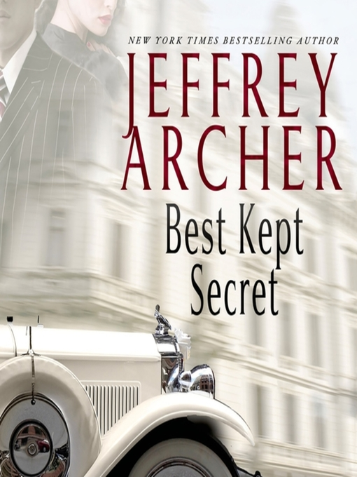 Title details for Best Kept Secret by Jeffrey Archer - Available
