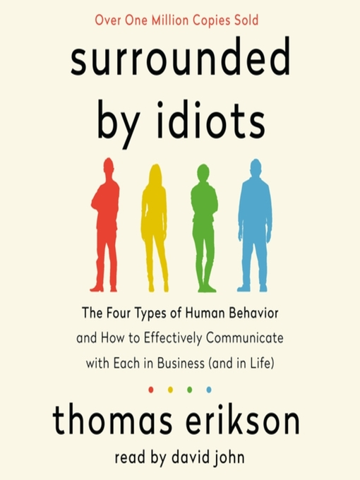 Title details for Surrounded by Idiots by Thomas Erikson - Wait list