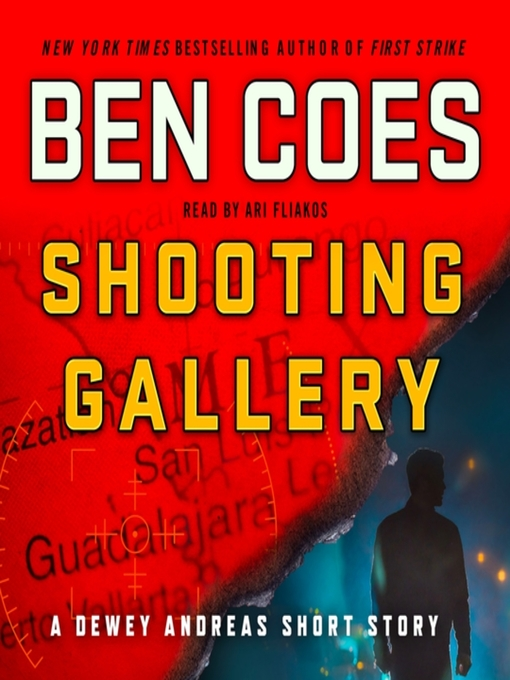 Cover of Shooting Gallery