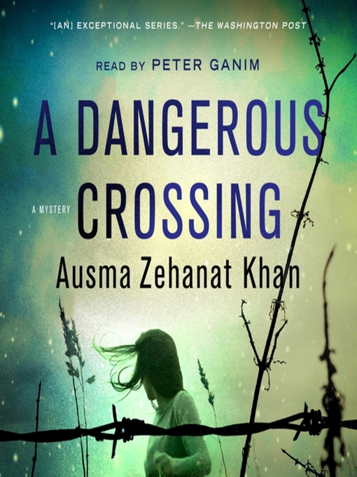 A Dangerous Crossing--a Novel