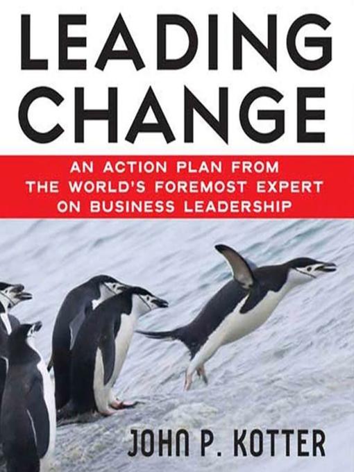 leading change kotter ebook pdf
