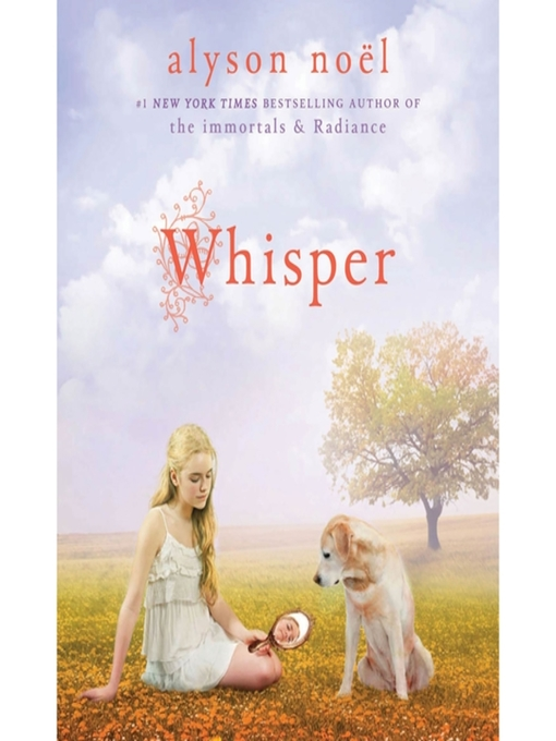 Title details for Whisper by Alyson Noël - Available