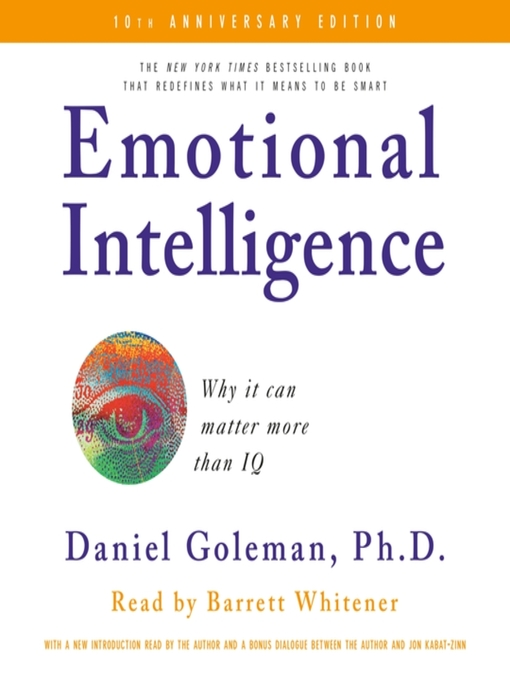 Title details for Emotional Intelligence by Daniel Goleman Ph.D - Available
