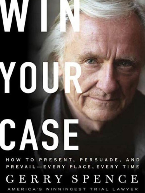 Cover of Win Your Case