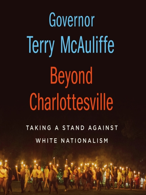 Title details for Beyond Charlottesville by Terry McAuliffe - Wait list