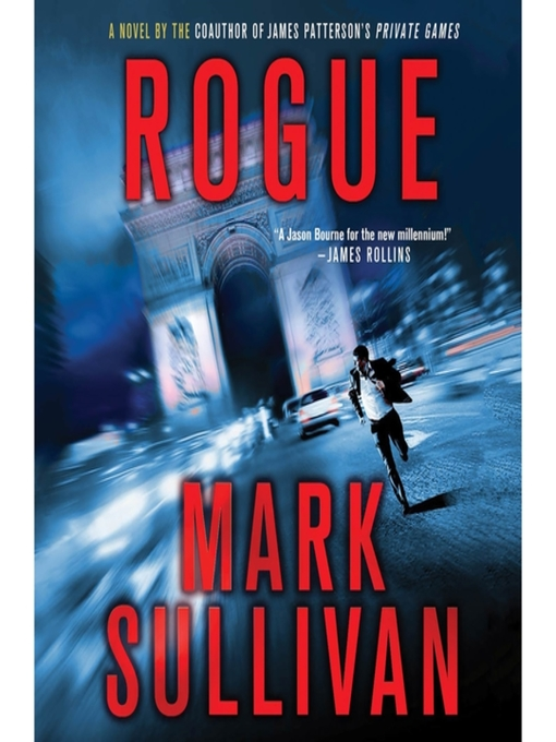 Title details for Rogue by Mark Sullivan - Wait list