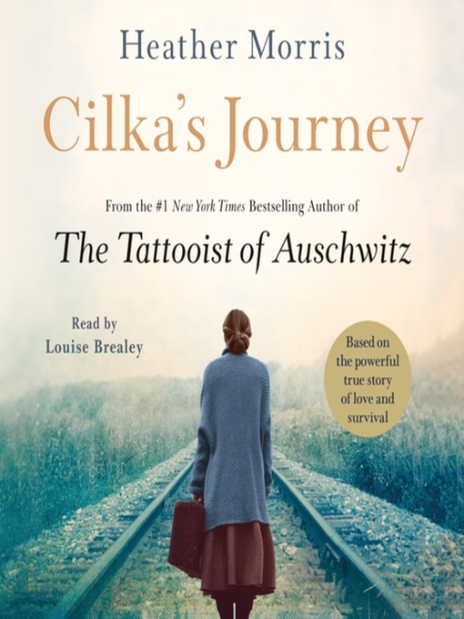 Cover of Cilka's Journey