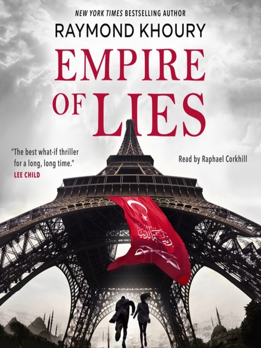 Title details for Empire of Lies by Raymond Khoury - Wait list