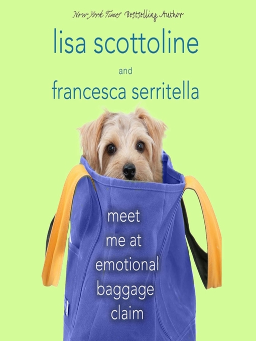 Title details for Meet Me at Emotional Baggage Claim by Lisa Scottoline - Wait list