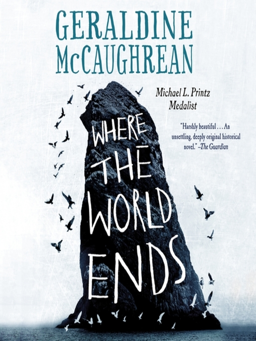 Title details for Where the World Ends by Geraldine McCaughrean - Wait list