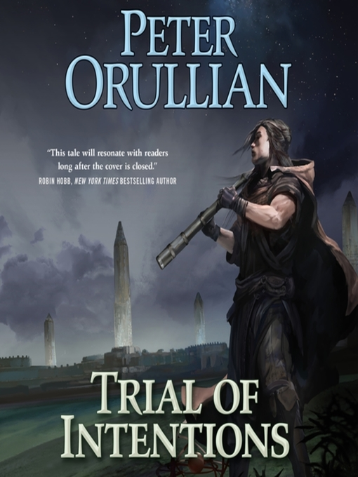 Cover of Trial of Intentions