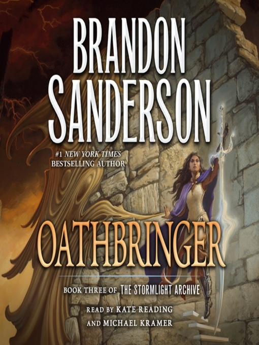 Title details for Oathbringer by Brandon Sanderson - Available