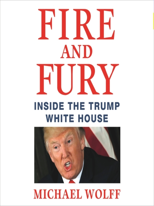 Cover of Fire and Fury