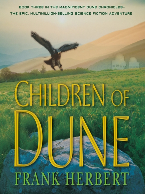 Cover image for Children of Dune