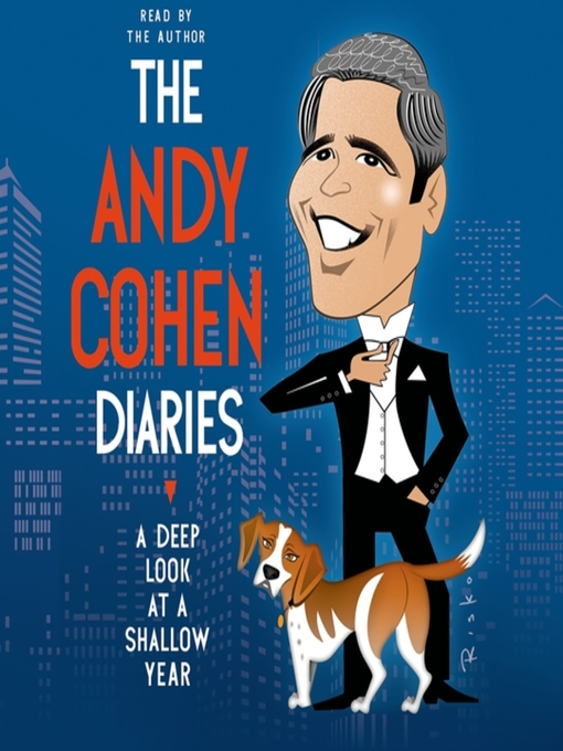 Cover of The Andy Cohen Diaries