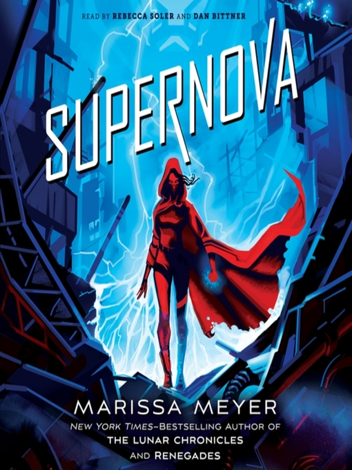 Title details for Supernova by Marissa Meyer - Wait list