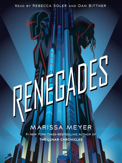 Cover of Renegades Series, Book 1