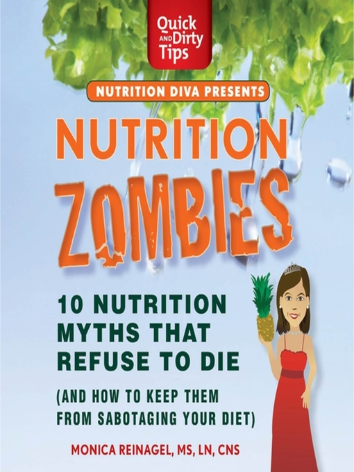 Title details for Nutrition Zombies by Monica Reinagel - Available