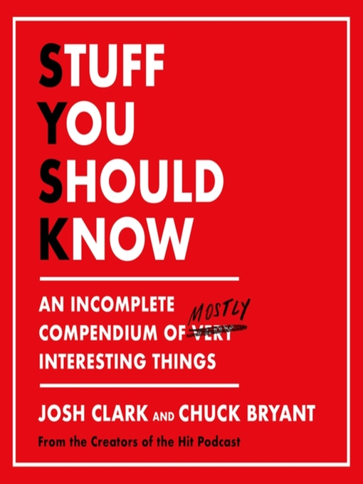 Stuff-You-Should-Know-(Linda)