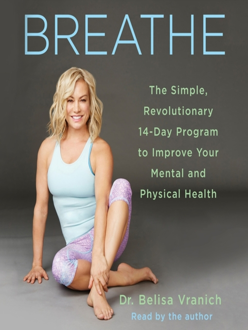 Title details for Breathe by Belisa Vranich - Wait list