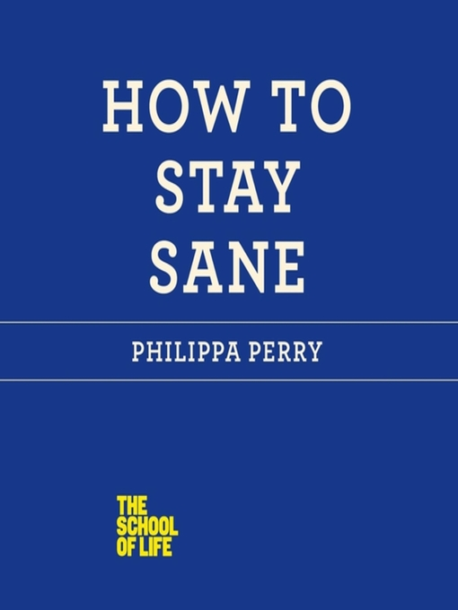 Cover of How to Stay Sane