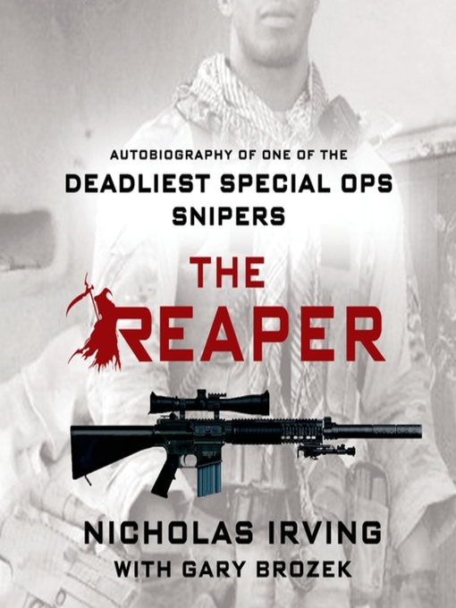 Title details for The Reaper by Nicholas Irving - Available
