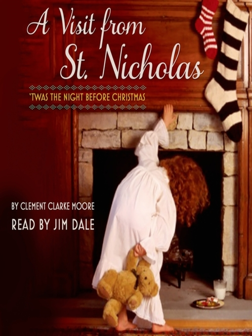 Title details for A Visit from St. Nicholas by Nancy Tillman - Available