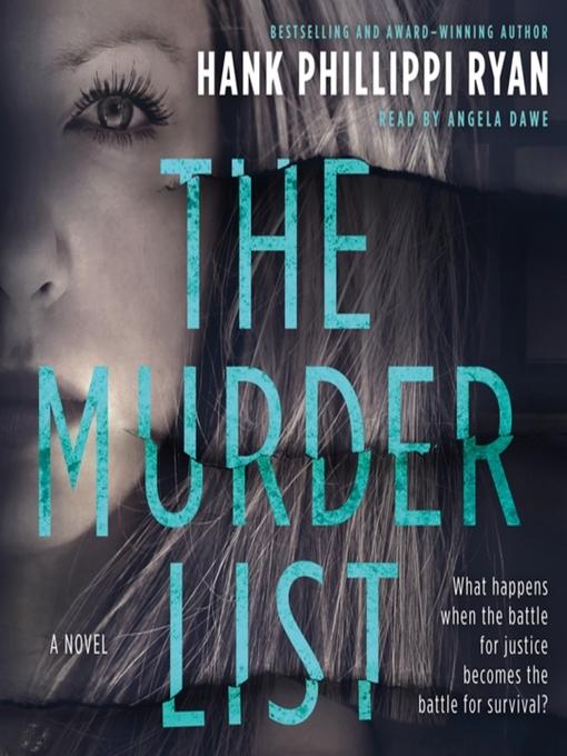 Title details for The Murder List by Hank Phillippi Ryan - Wait list
