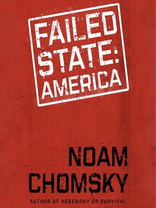 Title details for Failed States by Noam Chomsky - Wait list
