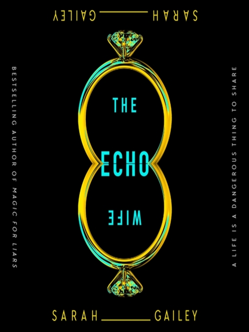 Title details for The Echo Wife by Sarah Gailey - Wait list