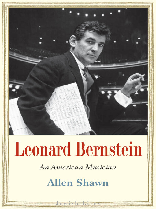 Cover of Leonard Bernstein