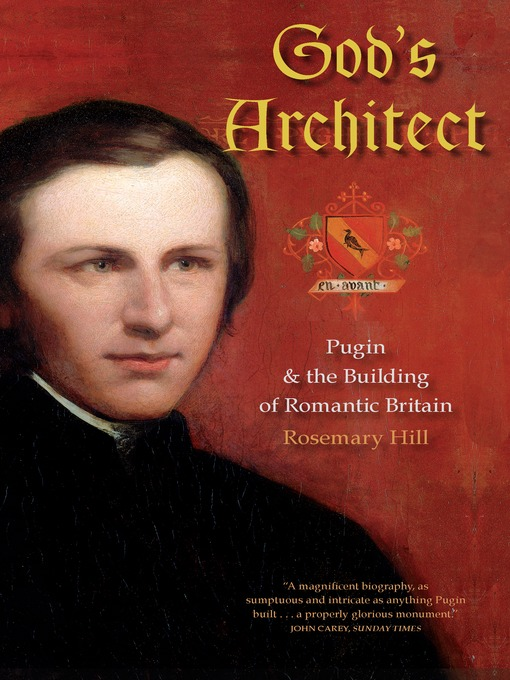 Cover of God's Architect