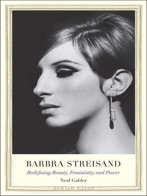 Cover image for Barbra Streisand