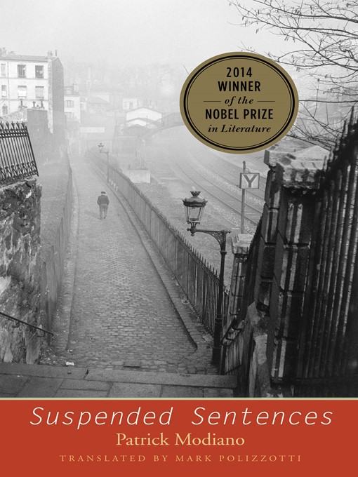 Title details for Suspended Sentences by Patrick Modiano - Available